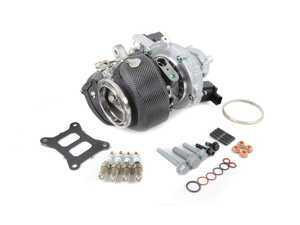 ES#3191271 - 022251ECS01-01KT -  Ultimate IS38 Upgrade Package - With Installation Kit - A comprehensive, bolt-on package featuring our pre-installed ECS Turbo Blanket, Turbo Muffler Delete Pipe and installation accessories - Assembled By ECS - Audi Volkswagen