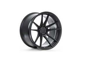 "ES#3247522 - rf219855112mKT - 19"" RF2 Wheels - Set Of Four - 19""x8.5"", ET25, CB66.6, 5x112 - Matte Black - Rohana Wheels - Audi"