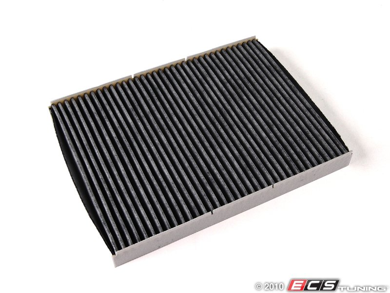 Mann 1j0819644a charcoal lined cabin filter fresh - Activated charcoal swimming pool filter ...