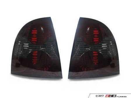 ES#3220977 - 441-1940P-UE-S - European Smoked Tail Light - Pair - Darkened OE style tail lights - Depo - Volkswagen