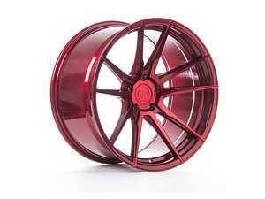 "ES#3234497 - rf220105112rKT - 20"" RF2 Wheels - Set Of Four - 20""x10"", ET35, CB66.6, 5x112 - Gloss Red - Rohana Wheels - Audi"