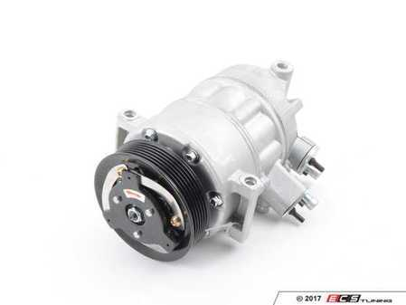 ES#3191964 - 1K0820808F - Air Conditioning Compressor - Keep your car cool with a new compressor - Behr - Audi Volkswagen