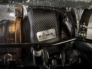 """ES#3102387 - 017210ECS01 -  ECS Tuning """"HeatShield"""" Turbo Blanket - IS12/IS20/IS38 - Keep your underhood temps low and your turbo speeds high on your MK7 VW 1.8T/2.0T Gen3! - ECS - Audi Volkswagen"""