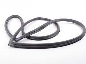ES#1649987 - 1236700039 - Windshield Seal - Ensure your windshield area is leak-free - Genuine Mercedes Benz - Mercedes Benz