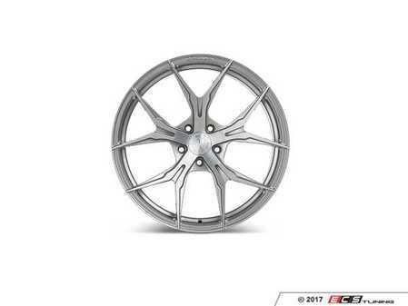 """ES#3241286 - rfx519855112bKT2 - 19"""" RFX5 Wheels - Set Of Four - 19""""x8.5"""", ET42, CB66.6, 5x112 - Brushed Titanium - Rohana Wheels - Volkswagen"""