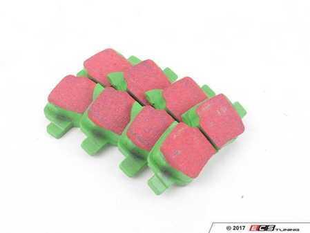 ES#3132093 - DP22228 - EBC Greenstuff Sport Brake Pads Set - Upgrade to EBC pads in your MINI - EBC - MINI