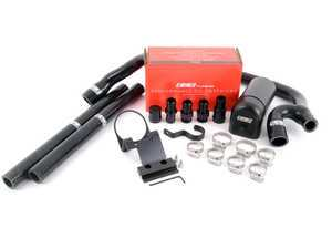 ES#3142968 - 016632ecs01KT -  Performance Baffled Oil Catch Can System - Keep your B8 S4/S5 3.0T intake tract clean and carbon free - ECS - Audi
