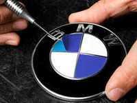 ES#3023550 - RD751 - Roundel Overlay - Interlagos Blue - Includes enough overlays for hood, trunk and wheel roundels! - Turner Motorsport - BMW