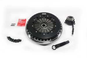 ES#3236243 - MS-034-062 - Stage 3 Performance Twin Disc Clutch Kit - Designed to hold up to 660 ft/lbs of torque to the wheels with sprung organic discs - DKM - Audi Volkswagen