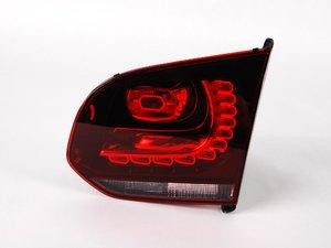 ES#2550931 - 5K0945094AJ - R20 LED Tinted Tail Light - Right Inner - Genuine European Volkswagen Audi -