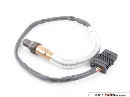 ES#3236239 - 11787596924 - Oxygen Sensor - 740mm. Front O2 sensor/Lambda probe - Bosch - BMW