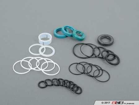 ES#2870481 - 32131128685 - Power Steering Rack Gasket Set - Refurbish your steering rack - Febi - BMW