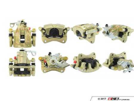 ES#3245634 - 142.33521KT - Posi-Quiet Rear Brake Caliper - Right - Price includes $55 refundable core charge. Loaded caliper with pads and hardware. - Centric - Volkswagen