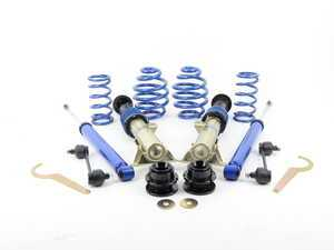 ES#3236196 - S1BW002 - Solo-Werks S1 Coilovers - Set your vehicle low and tight for optimal performance! - Solo-Werks - BMW
