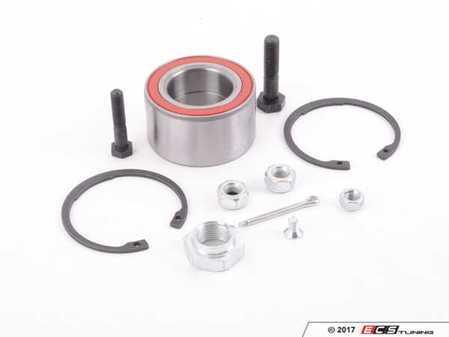 ES#2884671 - 331598625 - Wheel Bearing Kit - Rear - Restore a quiet and safe ride. - 68.07mm - Vaico - Volkswagen
