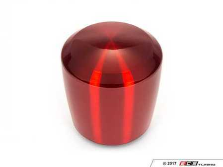 ES#3237420 - 08311272 - Ashiko Shift Knob - Red Translucent - No Engraving - BMW Adapter - Smooth out notchy shifting with this shift knob from Raceseng's Mass Series weighing in at 735g. - Raceseng - BMW