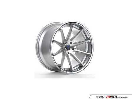 "ES#3241141 - rc1020115112msKT - 20"" RC10 Wheels - Set Of Four - 20""x11"", ET28, CB66.6, 5x112 - Machine Silver - Rohana Wheels - Audi"