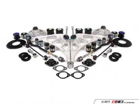 ES#2500769 - 33172282484KT6 - Front And Rear Suspension Refresh Kit - All the necessary high quality aftermarket parts to completely rebuild your front and rear suspension in one comprehensive package - Assembled By ECS - BMW