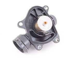 ES#3135099 - 11517805811 - Thermostat With Adapter - Includes gasket and O-rings - Facet - BMW