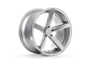 "ES#3247558 - rc2219855112mKT - 19"" RC22 Wheels - Set Of Four - 19""x8.5"", ET40, CB66.6, 5x112 - Machine Silver - Rohana Wheels - Audi Volkswagen"