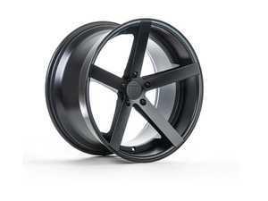 """ES#3241279 - rc2220105112mbKT - 20"""" RC22 Wheels - Set Of Four - 20""""x10"""", ET33, CB66.6, 5x112 - Matte Black - Rohana Wheels - Audi"""