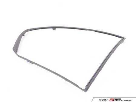 ES#95578 - 51358223782 - FRAME FOR FIXED SIDE - Genuine BMW -