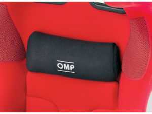 ES#3192046 - HB/692 - Small Lumbar Cushion - Black - Add additional lower back support to your OMP Racing Seat. - OMP - BMW MINI