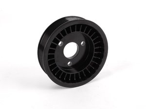 ES#4019981 - 32427553955PRM - Aluminum Power Steering Pulley - Priced Each  - Replacement pulley for the power steering system - URO Premium - BMW