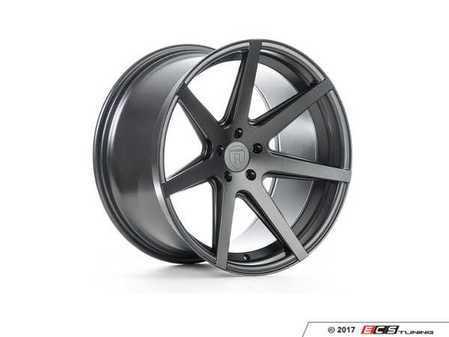 "ES#3247553 - rc719955112KT - 19"" RC7 Wheels - Set Of Four - 19""x9.5"", ET33, CB66.6, 5x112 - Matte Graphite - Rohana Wheels - Audi"