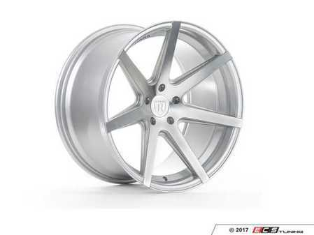 "ES#3247555 - rc71995511msKT - 19"" RC7 Wheels - Set Of Four - 19""x9.5"", ET33, CB66.6, 5x112 - Machine Silver - Rohana Wheels - Audi"