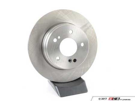 ES#2588114 - 2034230112 - Rear Brake Rotor - Priced Each - Should Be Replaced In Pairs - Balo -