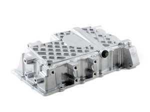 ES#2918560 - 11137513061 - Oil Pan W/ Drain Plug - M14x1.5 , Replacement oil pan - Bremmen Parts - MINI