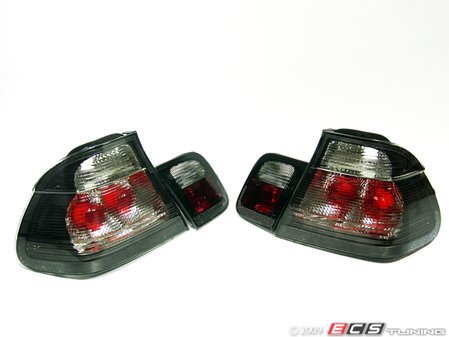 ES#10714 - FKRL83 - FK Design Tail Lights - Smoke - Upgrade your stock tails with these Crystal Smoke versions - FK -