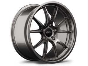 """ES#3245930 - FL51885ET35ANkt - 18"""" APEX FL-5 Staggered Wheel Set - Anthracite - Shed weight and add style with APEX wheels! 18x8.5"""" ET35/18x9.0"""" ET30. - APEX Wheels - BMW"""