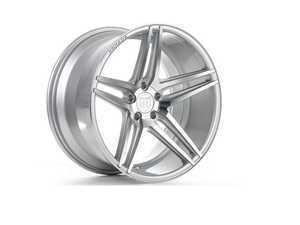 "ES#3245989 - rc82095112msKT2 - 20"" RC8 Wheels - Set Of Four - 20""x9"", ET45, CB66.6, 5x112 - Machine Silver - Rohana Wheels - Audi"