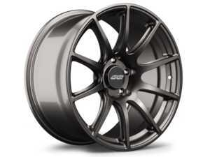"""ES#3246204 - sm101885et35KT2 - 18"""" APEX SM-10 Square Wheel Set - Anthracite - Shed weight and add style with APEX wheels! 18x8.5"""" ET35. - APEX Wheels - BMW"""