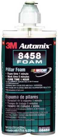 ES#3246037 - 3MA8458 - Automix Pillar Foam - Two part foam. - 3M - Audi BMW Volkswagen Mercedes Benz MINI Porsche