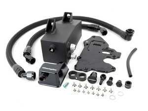 ES#3146126 - VWR13G700 - VWR Oil Catch Tank & Oil Management Kit - Features a four way baffle system inside the tank to ensure superior separation of oil and condensation - Racingline - Audi Volkswagen