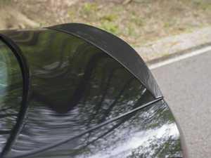 ECS Carbon Fiber Trunk Spoiler