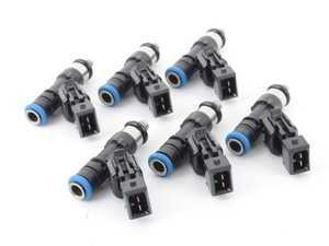 ES#2574511 - 13M0005506 - Performance Fuel Injector Set - 550cc per minute set of 6 fuel injectors - DeatschWerks - BMW Porsche