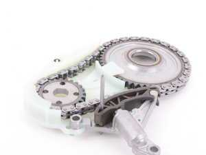 ES#2598956 - 11417605366 - Oil pump drive chain assembly - Complete oil pump drive train assembly - Genuine BMW - BMW