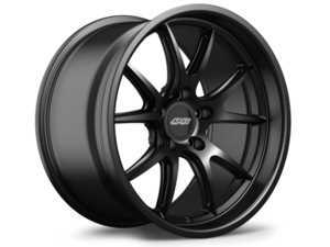 "ES#3246169 - fl51810et25KT2 - 18"" APEX FL-5 Square Wheel Set - Satin Black - Shed weight and add style with APEX wheels! 18x10"" ET25. - APEX Wheels - BMW"