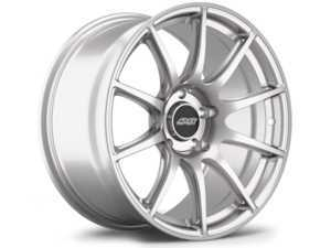 """ES#3246205 - sm101885et35KT3 - 18"""" APEX SM-10 Square Wheel Set - Race Silver - Shed weight and add style with APEX wheels! 18x8.5"""" ET35. - APEX Wheels - BMW"""