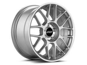 """ES#3139180 - e82arc8188595sKT - 18"""" APEX ARC-8 Staggered Wheel Set - Silver - Shed weight and add style with APEX wheels! 18x8.5"""" ET45/18x9.5"""" ET58. - APEX Wheels - BMW"""