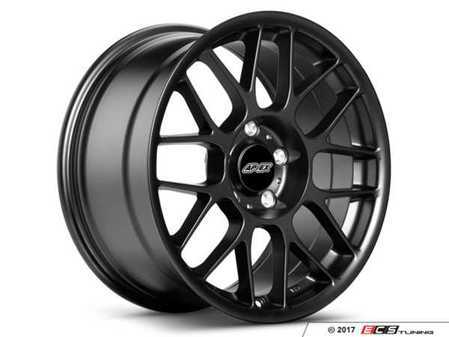 """ES#3419440 - arc8198535smbkKT - 19"""" APEX ARC-8 Square Wheel Set - Satin Black  - Shed weight and add style with APEX wheels! 19x8.5"""" ET35 - APEX Wheels - BMW"""