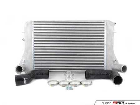 ES#2862851 - CTS20TGRDF - Front mount intercooler kit - 600 horsepower rated - Flow more cool air to your intake manifold - CTS - Volkswagen