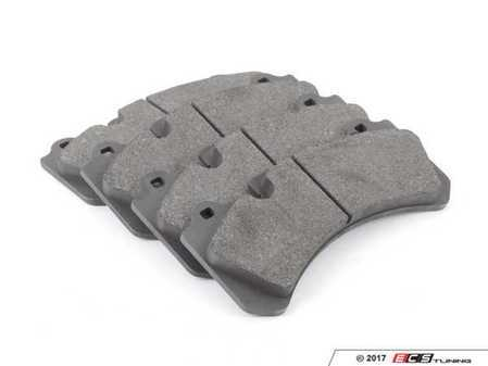 ES#2855692 - 207955113 -   Front High Performance Street Compound Brake Pad Set - Replacement FM1000 brake pads - Brembo - Audi
