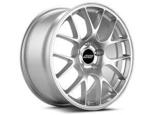 """ES#3137603 - E90EC718910S - 18"""" APEX EC-7 Staggered Wheel Set - Silver - Shed weight and add style with APEX wheels! 18x9.0"""" ET31/18x10.0"""" ET33. - APEX Wheels - BMW"""