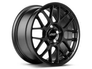 "ES#3137363 - ARC8179304SB - 17"" APEX ARC-8 Square Wheel Set - Satin Black - An aggressive, fat fitment. Lightweight, strong, great brake clearances. 17x9.0"" ET30. - APEX Wheels - BMW"