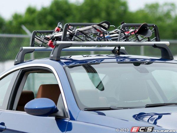 Bmw Ski >> :: ECS Tuning :: Genunine BMW Ski Rack Carrier ~ Fits OEM